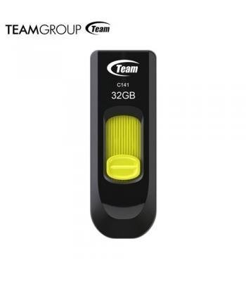 TEAM USB 2.0 USB FLASH DRIVE 32GB YELLOW