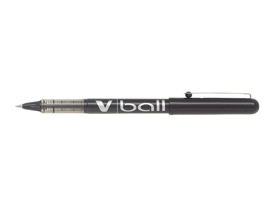 PILOT V BALL 0.5MM BLACK