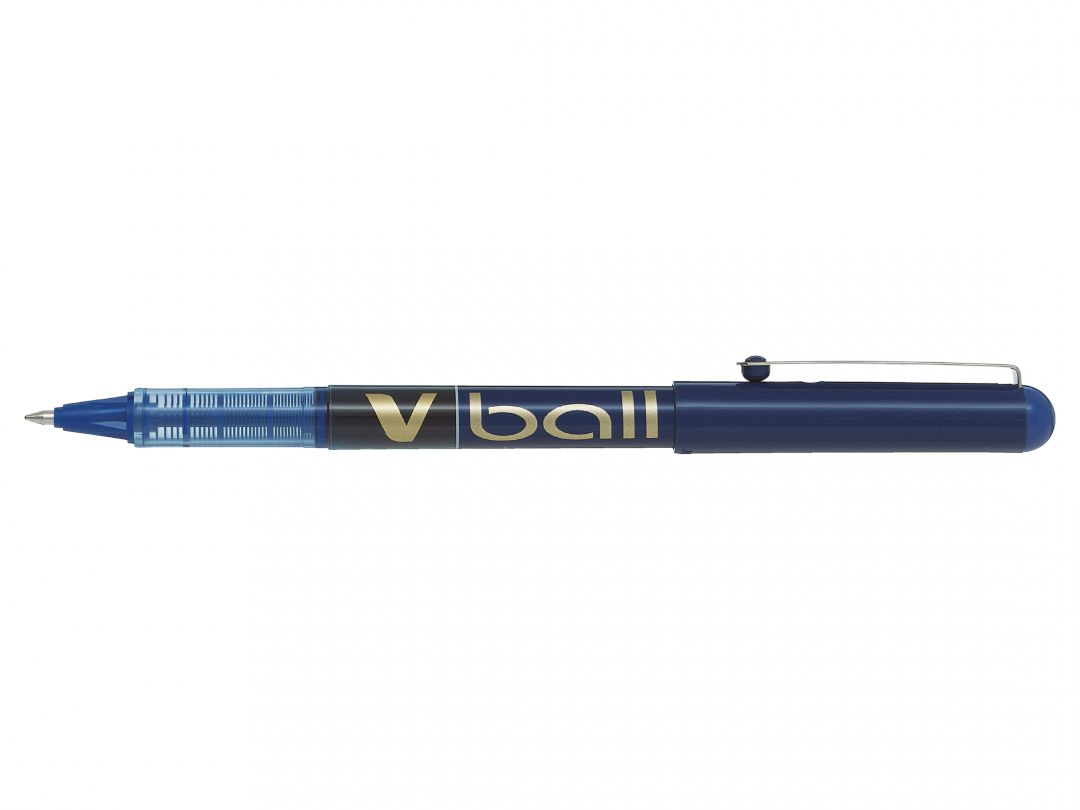 PILOT V BALL 0.7MM BLUE