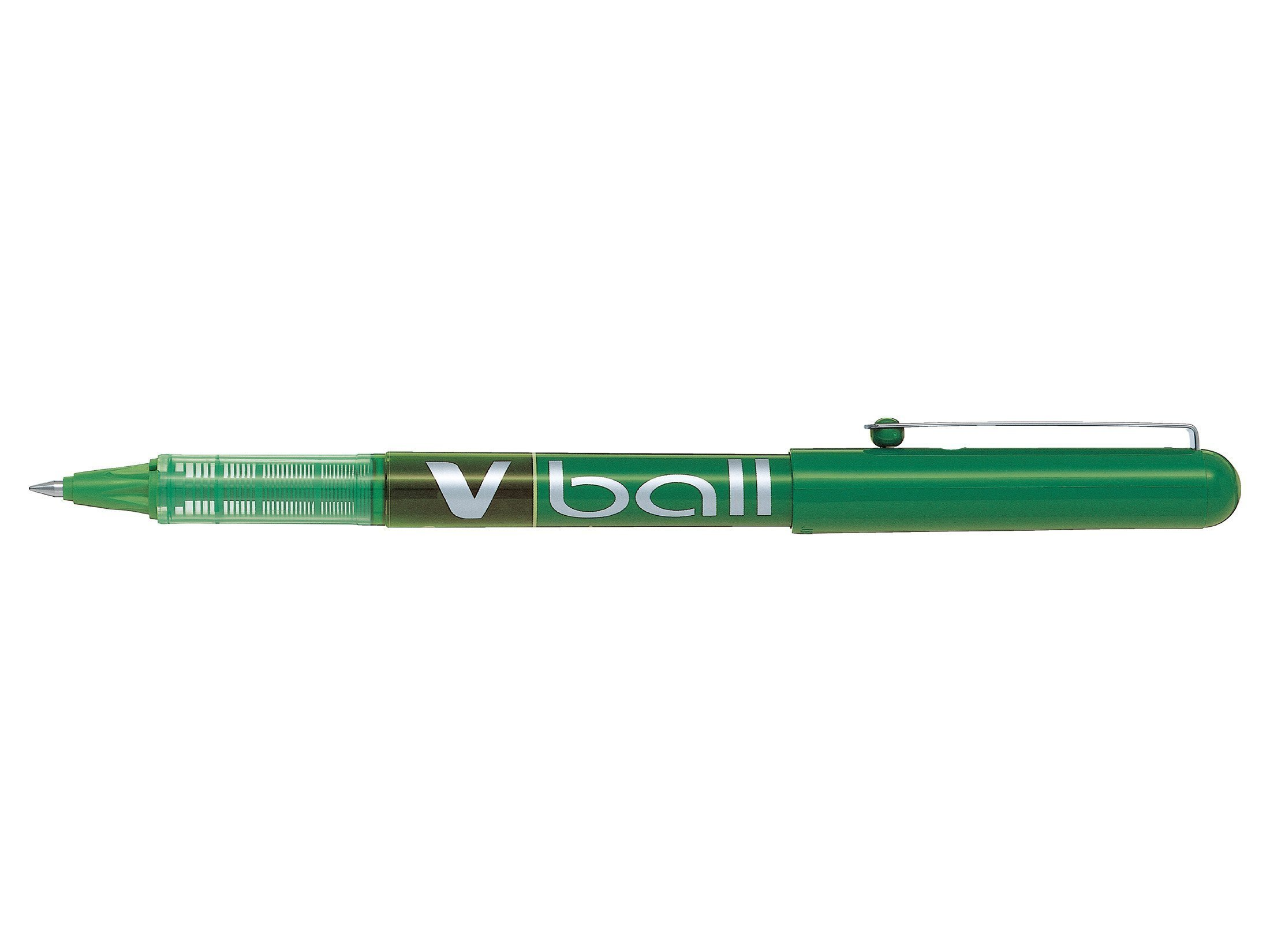 PILOT V BALL 0.5MM GREEN