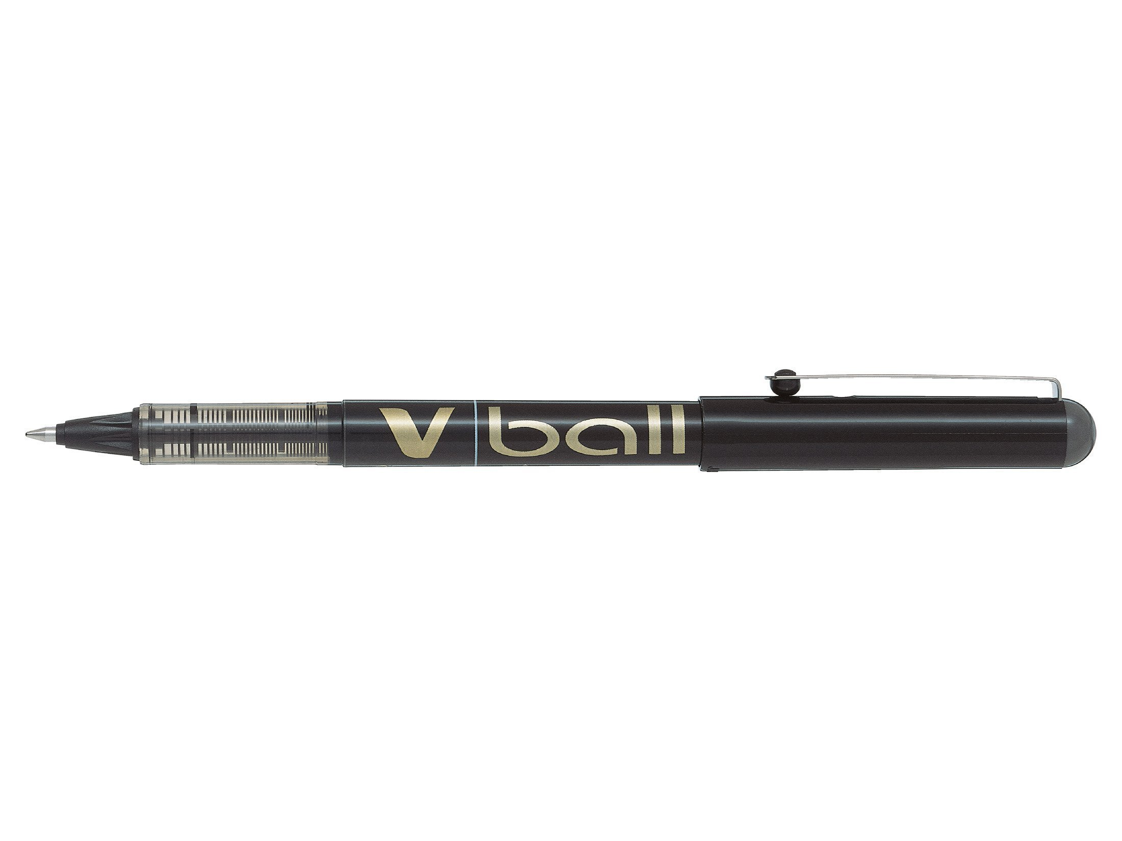 PILOT V BALL 0.7MM BLACK