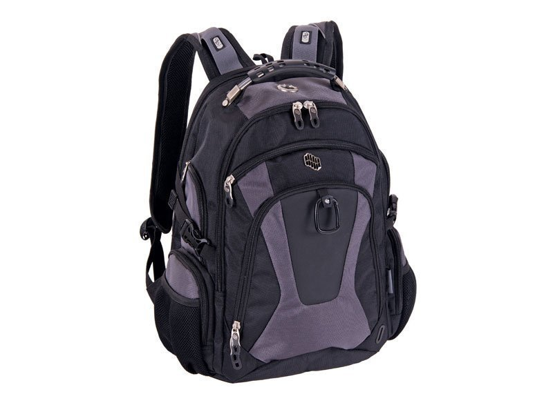 BACKPACK URBAN BLACK