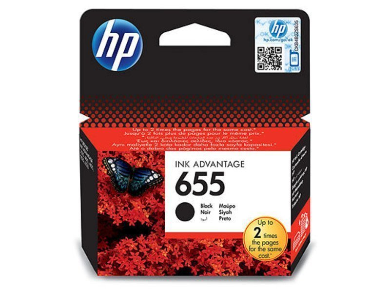 HP INK CZ109AE BLACK 3525/4615/4625/5525/6525