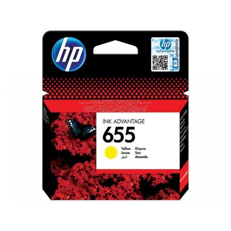 HP INK CZ112AE YELLOW 3525/4615/4625/5525/6525