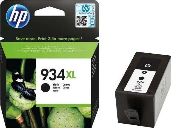 HP INK 934XL BLACK C2P23AE