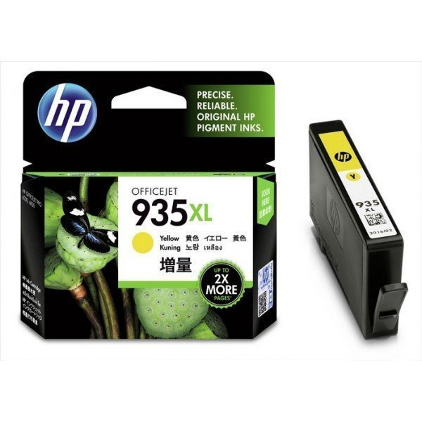 HP INK 935XL YELLOW C2P26AE