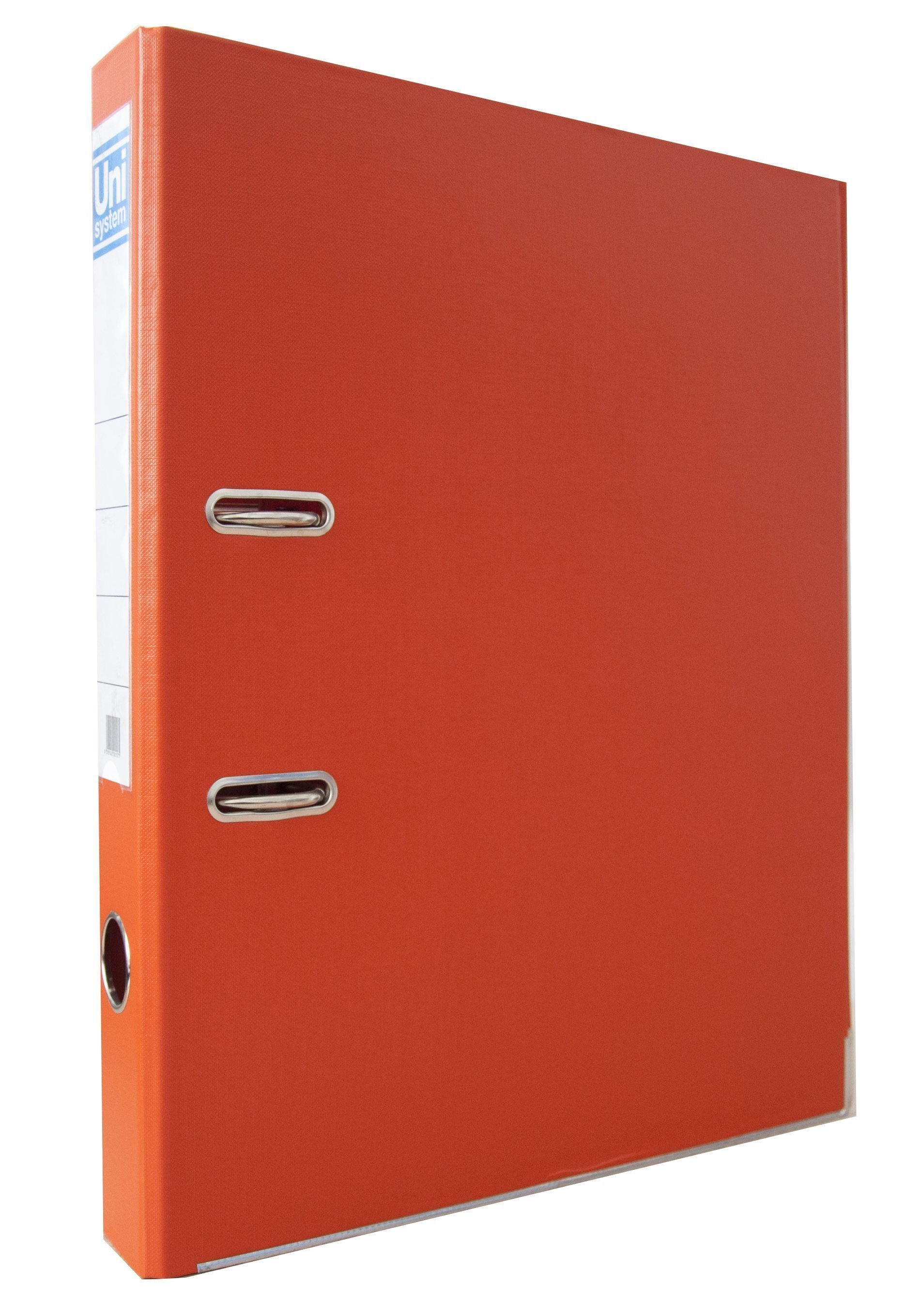 UNI FILE PLASTIC PLASTIC FCP 4CM ORANGE