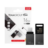 TEAM USB 2.0 FLASH DRIVE 16GB GREY
