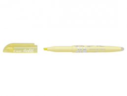 PILOT FRIXION LIGHT SOFT - HIGHLIGHTER - YELLOW - MEDIUM TIP