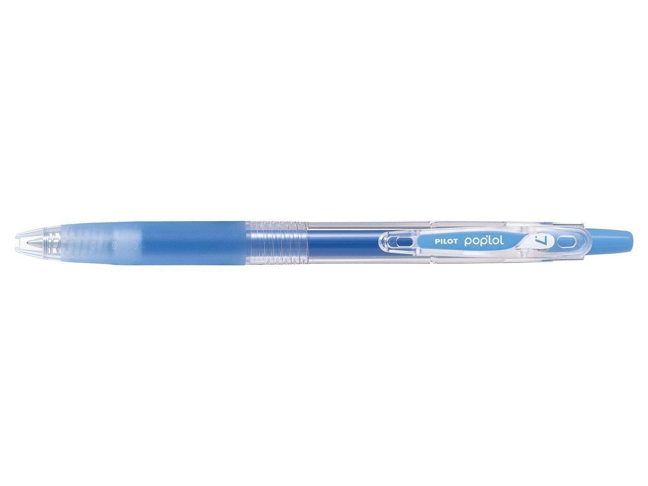 PILOT POP  LOL GEL INK  0.7MM SOFT BLUE