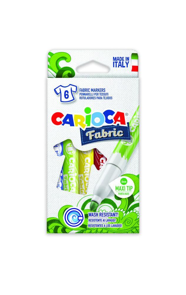 Multicolor Birello rotuladores Carioca 41438