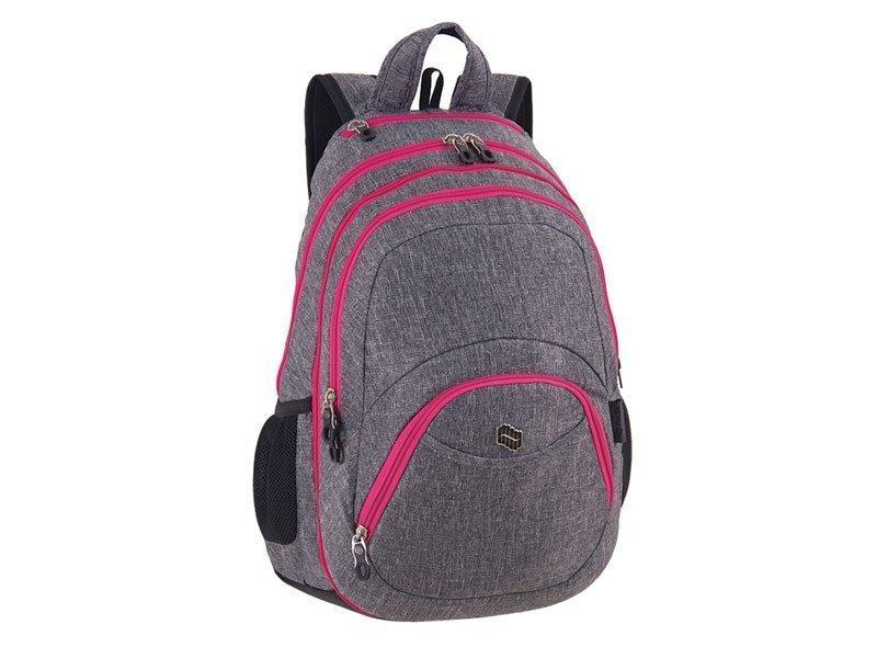 BACKPACK  2in1 GRAY JEANS