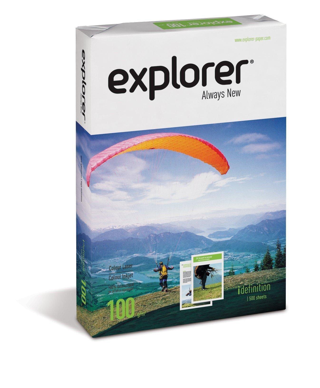 EXPLORER I-DEFINITION COPY PAPER A3 100 GSM 500 SHEETS