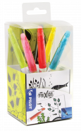 PILOT FRIXION COLORS DRAWING SET - 6PCS