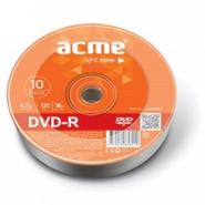 ACME DVD-R RECORDABLE 4.7GB 16X 10PCS PACK