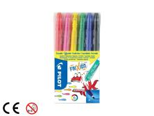 PILOT FRIXION COLORS - 6PCS SET