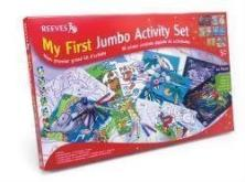 REEVES MY 1ST JUMBO ACTIVITY