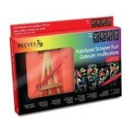 REEVES MINI RAINBOW SCRAPER GIFT SET