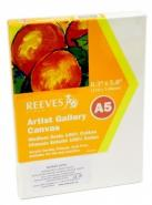 REEVES GALLERY CANVAS A5 21X14.8CM
