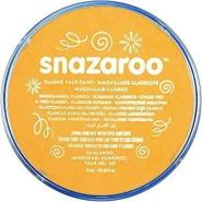 SNAZAROO 18ML POT OCHRE YELLOW