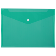 DATAZONE A4 DOCUMENT WALLET BAG GREEN