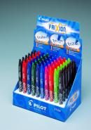 PILOT FRIXION CLICKER R. BALL 0.7MM 60DPK