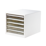 DELI 5-DRAWER FILE CABINET