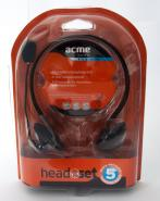 ACME WEBCAM & HEADPHONE PROMO PACK