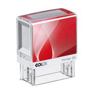 COLOP PRINTER 20 L04 RECEIVED WHITE/RED IN BLISTER